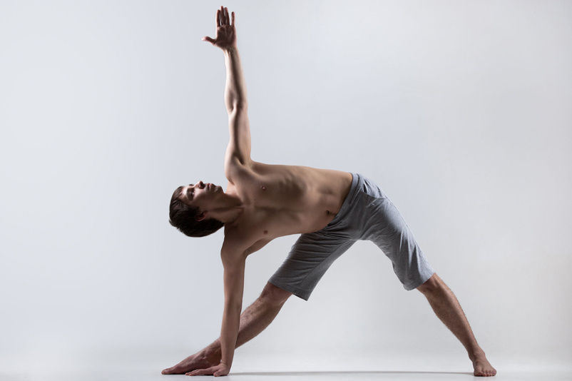 Triangle Pose - PineappleYogaStudioPineappleYogaStudio